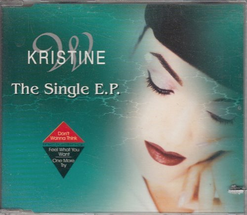 Bild 1: Kristine W, Single e.p. (#zyx8831; 4 versions, 1998)
