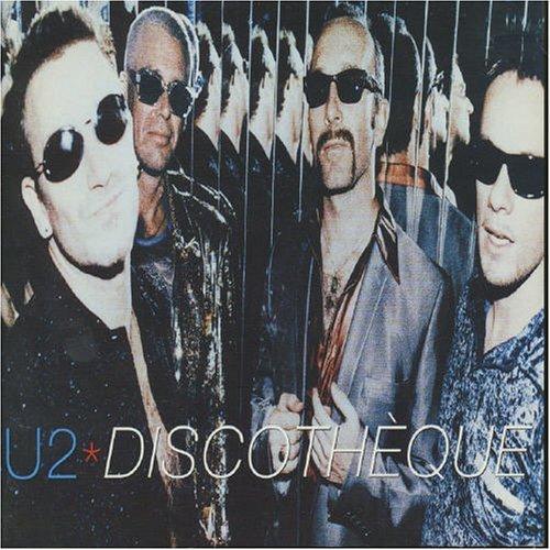 Bild 1: U2, Discothèque (1997, #8547752)