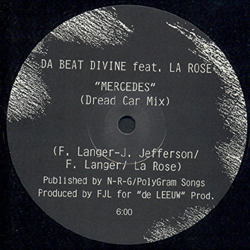 Bild 1: Da Beat Divine, Mercedes (Dread Car Mix, feat. La Rose)