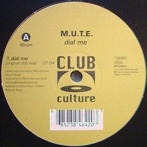 Bild 1: M.U.T.E., Dial me (2000)