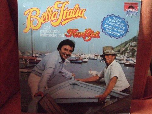 Bild 1: Karel Gott, Bella Italia (1981, Club)