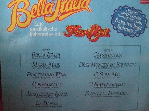 Bild 3: Karel Gott, Bella Italia (1981, Club)
