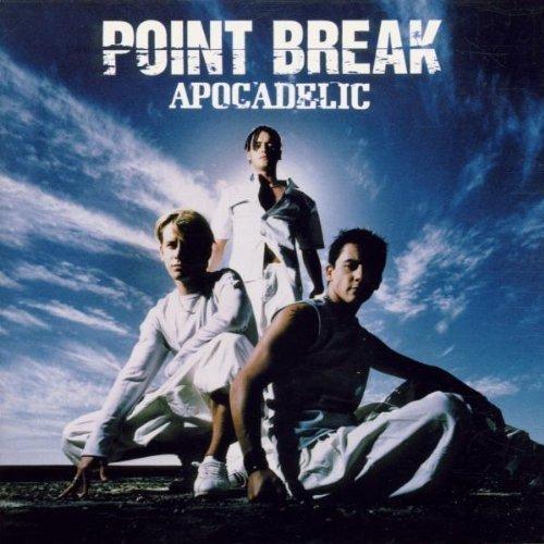 Bild 1: Point Break, Apocadelic (2000)
