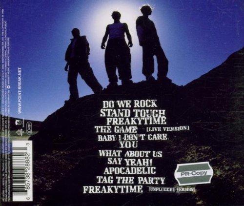 Bild 2: Point Break, Apocadelic (2000)