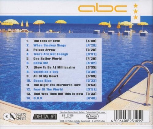 Image 2: ABC, One better world (compilation, 14 tracks, 2000)