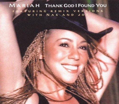Bild 1: Mariah Carey, Thank god I found you (2000, #6688542, & Nas, Joe)