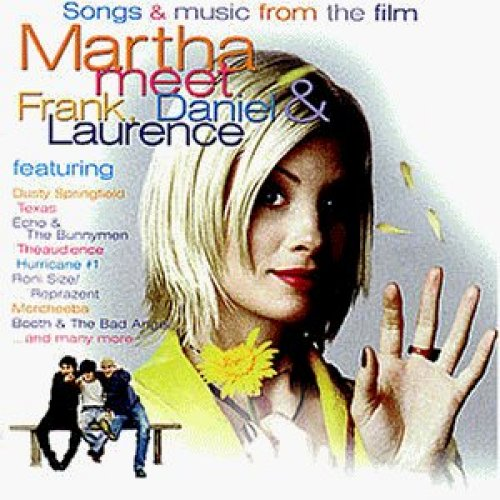 Bild 1: Martha meet Frank, Daniel & Laurence (1998), Dusty Springfield, Texas, Morcheeba..