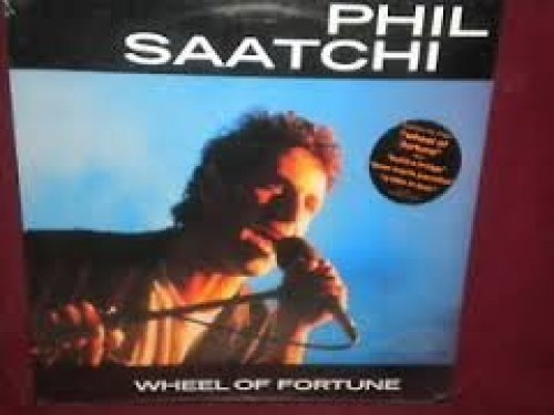 Bild 1: Phil Saatchi, Wheel of fortune