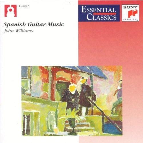 Bild 1: John Williams, Spanish guitar music (Sony, 1974/76/90)