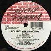 Politix of Dancin', Be free (US, 1994, #sr12255)