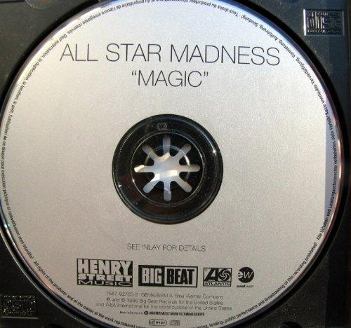 Bild 1: All Star Madness, Magic (1996)