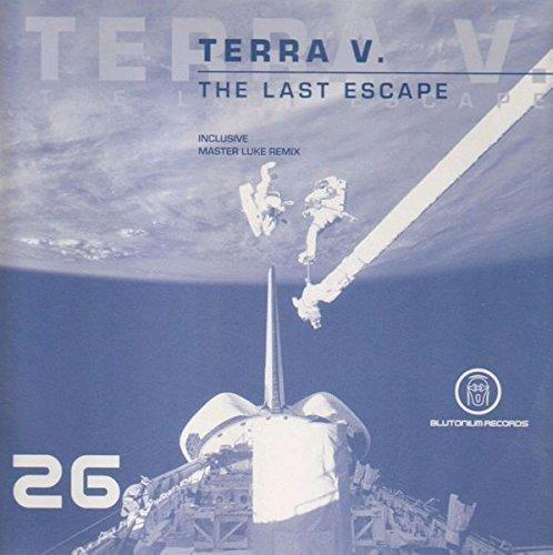 Bild 1: Terra V., Last escape (Master Luke Remix/Ext. Mix/Radio Edit, 2000)