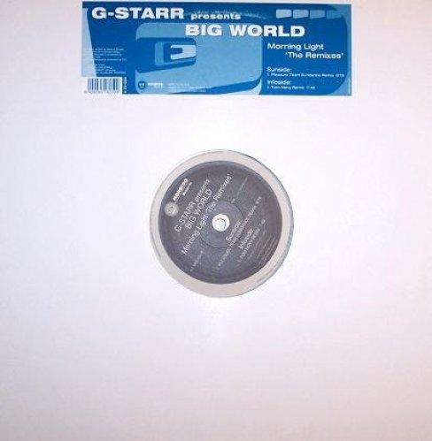Bild 1: G-Starr pres. Big World, Morning light (2/4/7 A.M. Mixes, 2000)
