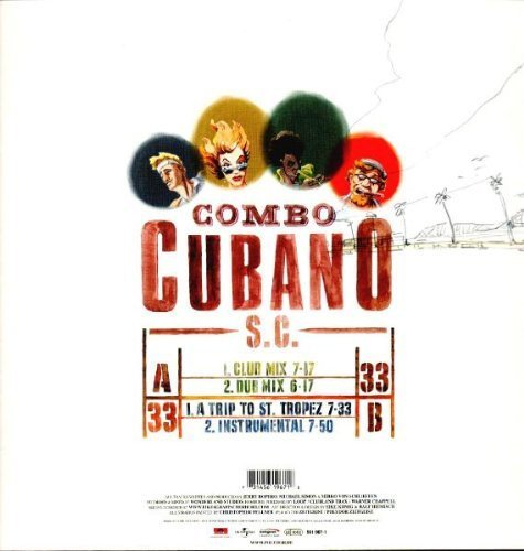 Bild 2: Combo Cubano, S.C. (2000)