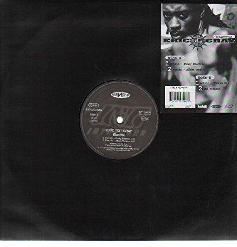 "Bild 1: Eric ""IQ"" Gray, Electric (Funky electric; 1994)"