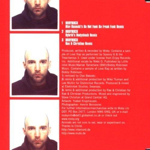 Фото 2: Moby, Bodyrock-Remix (1999)