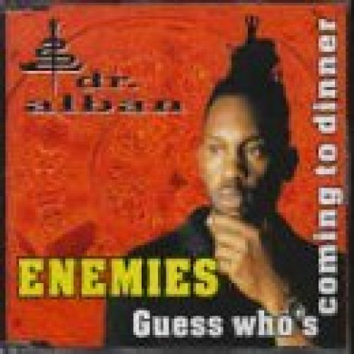 Bild 1: Dr. Alban, Guess who's coming to dinner/Enemies (1998)