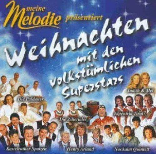 Bild 1: Weihnachten mit den volkstümlichen Superstars, Alpentrio Tirol, Nockalm Quintett, Bernahrd Brink, Lena Valaitis..