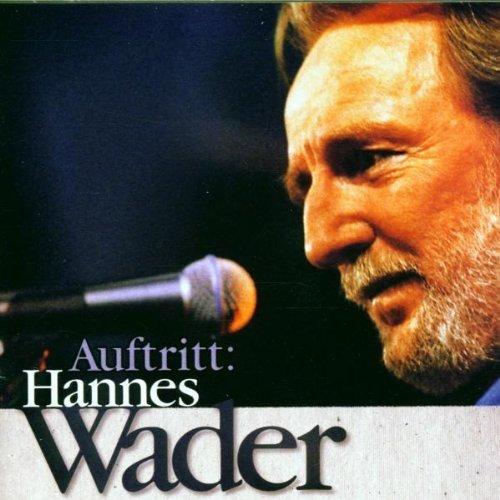 Bild 1: Hannes Wader, Auftritt (1998, live)