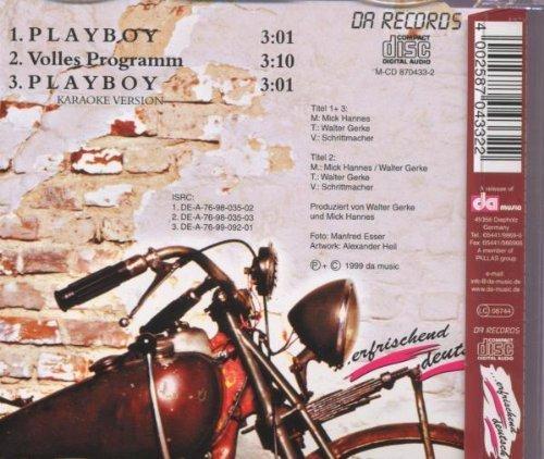 Bild 2: Ibo, Playboy (1999)
