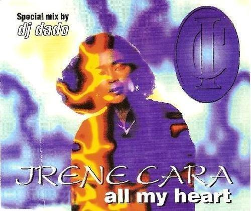 Bild 1: Irene Cara, All my heart (Special Mix by DJ Dado; #zyx8465)