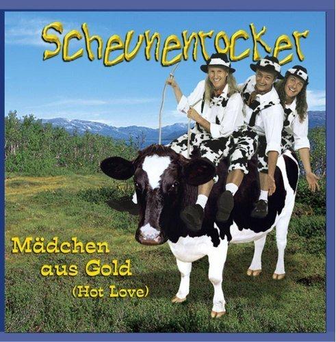Bild 1: Scheunenrocker, Mädchen aus Gold (hot love; 1999, #zyx/scr0013)
