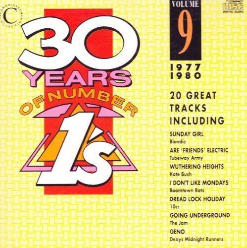 Bild 1: 30 Years of Number Ones 9 (1977-1980), Abba, Kate Bush, 10CC, Blondie, Gary Numan, Jam..