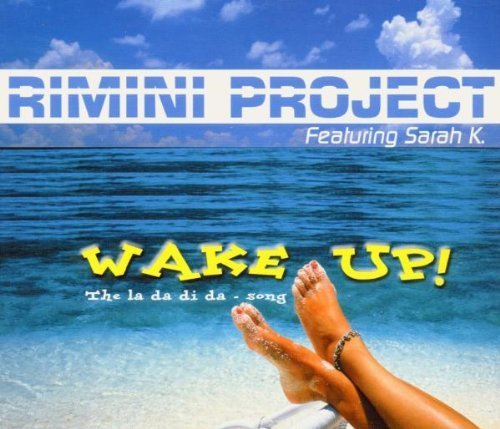 Bild 1: Rimini Project, Wake up! (4 versions, feat. Sarah K.)