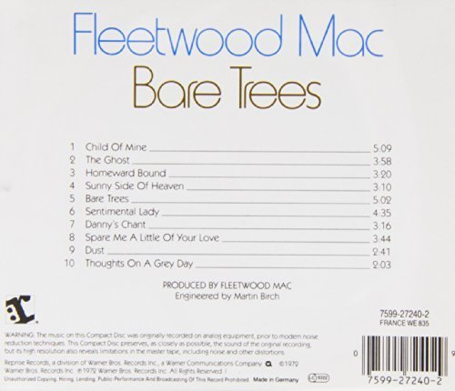 Bild 2: Fleetwood Mac, Bare trees (1972)