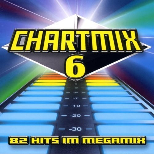 Bild 1: Chart Mix 6 (2000), Rollergirl, Aquagen, Cosmic Gate, Watergate, Kai Tracid..