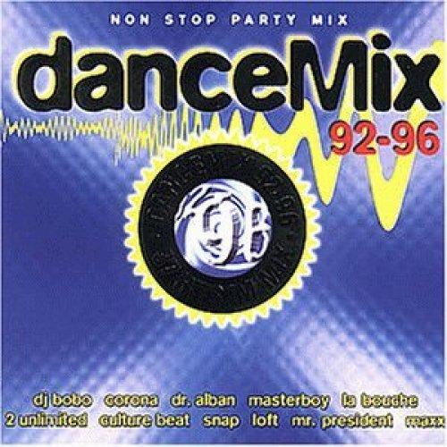Фото 1: Dance Mix 92-96 (Polystar), Culture Beat, Playahitty, Capella, Ice Mc, La Bouche..
