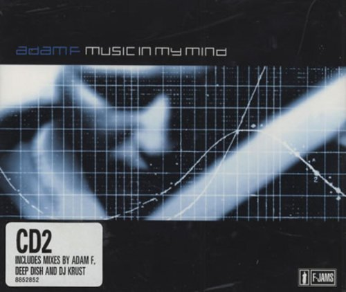 Bild 1: Adam F, Music in my mind-CD2 (1998)