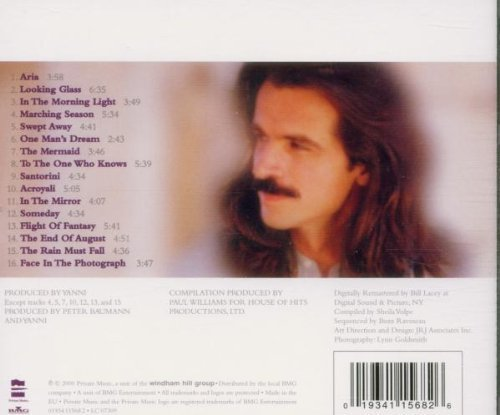 Bild 2: Yanni, Very best of