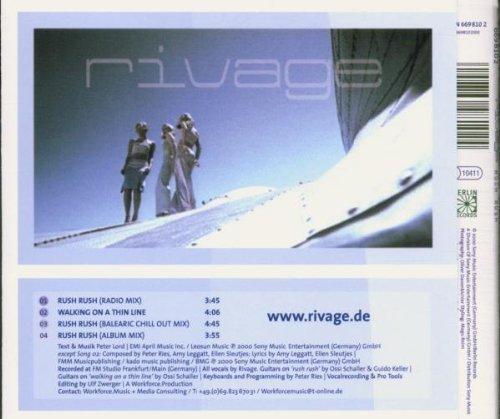 Bild 2: Rivage, Rush rush (2000)