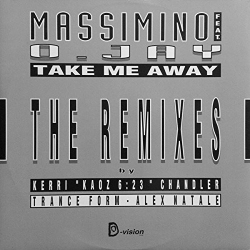 Bild 1: Massimino L., Take me away (I, feat. O. Jay)