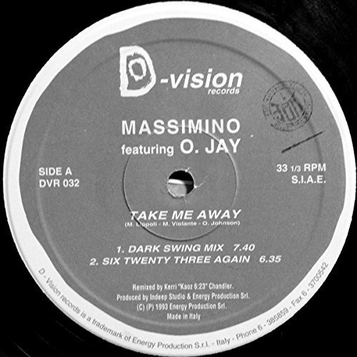Bild 2: Massimino L., Take me away (I, feat. O. Jay)