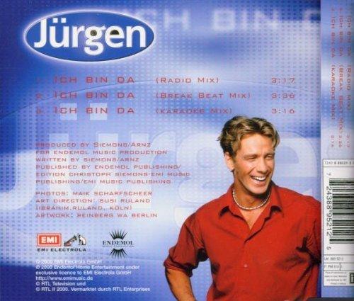 Bild 2: Jürgen, Ich bin da (2000)