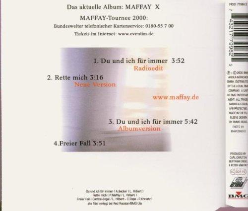 Фото 2: Peter Maffay, Du und ich für immer (2000)