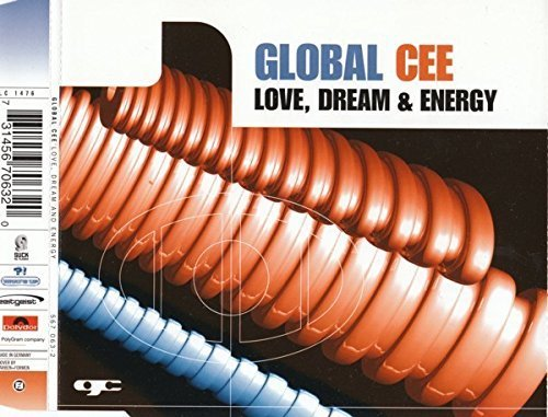 Bild 1: Global Cee, Love, dream & energy (1998)