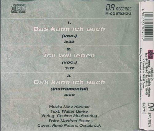 Bild 2: Ibo, Das kann ich auch (1997)