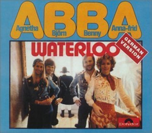 Bild 1: Abba, Waterloo (German, incl. 8:52min.-Megamedley)