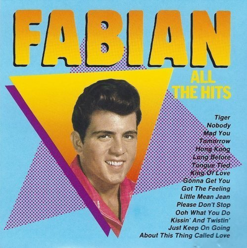 Bild 1: Fabian, All the hits (16 tracks)
