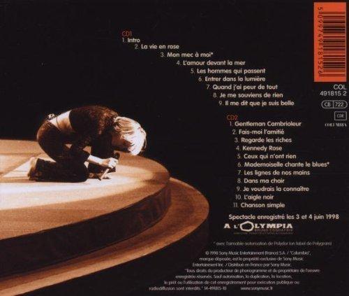 Bild 2: Patricia Kaas, Rendez-vous (1998)