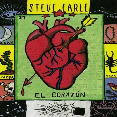 Bild 1: Steve Earle, El corazón (1997)