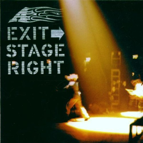 Bild 1: A, Exit stage right (2000)