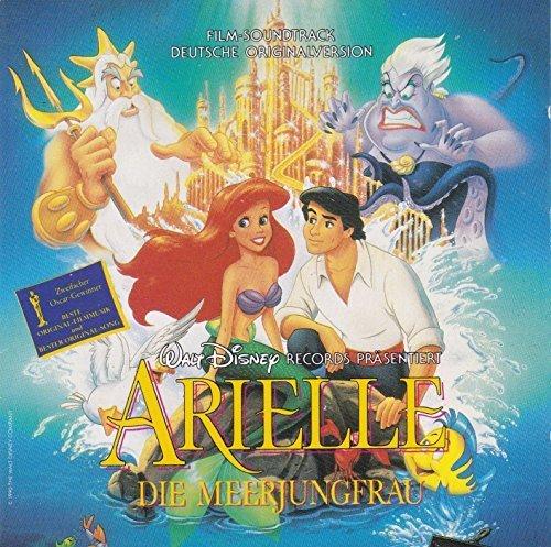 Bild 1: Arielle-Die Meerjungfrau (1990, German),