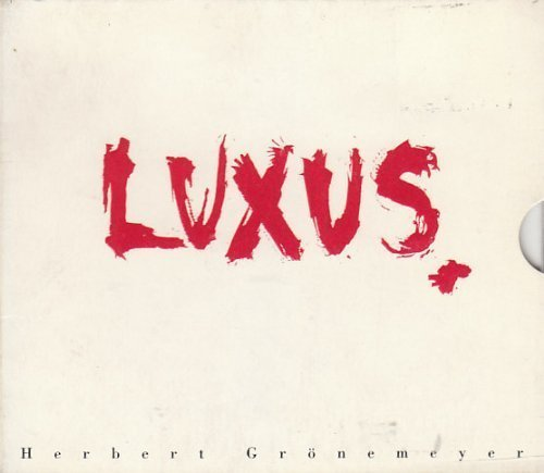 Bild 1: Herbert Grönemeyer, Luxus-CD-Sonderset (1991; 13 tracks)