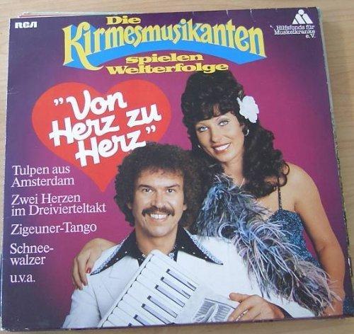 Bild 1: Kirmesmusikanten, Von Herz zu Herz