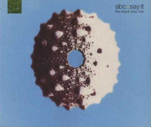Image 1: ABC, Say it (Black Box Mix)