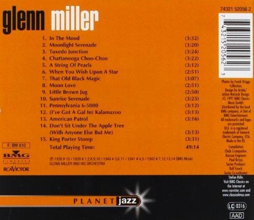 Bild 2: Glenn Miller, Planet jazz